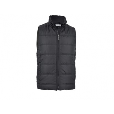 Lando Body Warmer Black Size Large