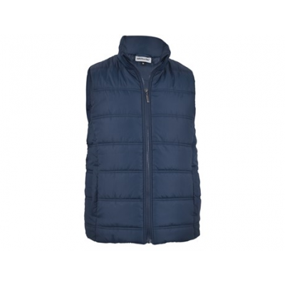 Lando Body Warmer Navy Size Medium