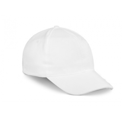 Jozi 6 Panel Peak White
