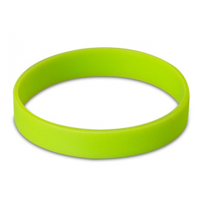 Silicone Wristband Lime