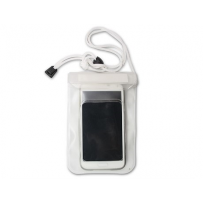 Waterproof Pouch Solid White