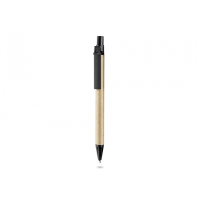 Eco Push Pen Black