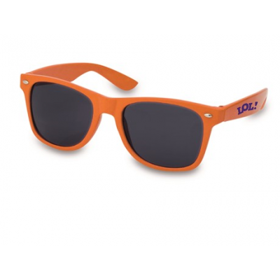 Jack Sunglasses Orange