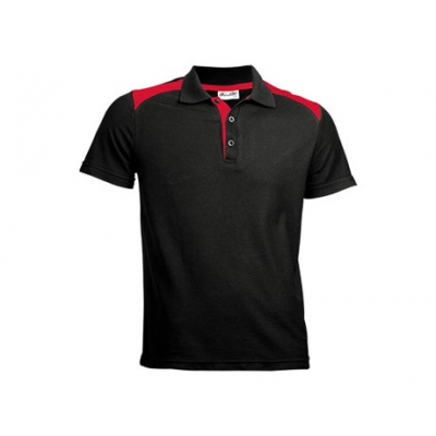 Apex Gents Golfer Red Size Small