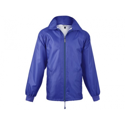 Alti-mac Terry Jacket Royal Blue Size 2XL