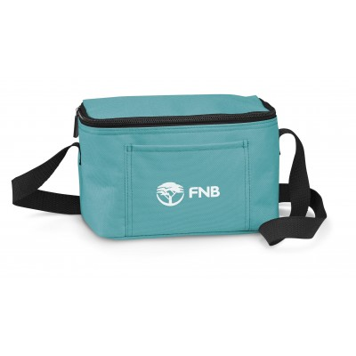 Snacka 6-Can Cooler Turquoise