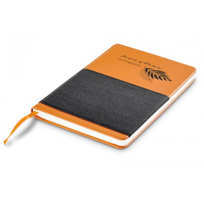 Flux Midi Notebook Orange