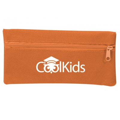 Preparatory Pencil Case Orange