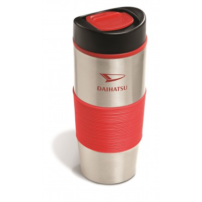 Ridge Tumbler - 450Ml Red