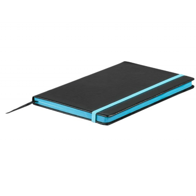 Colour-Edge A5 Notebook Cyan