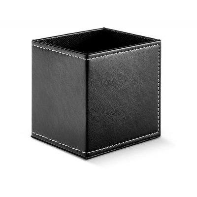 Hilton Pen And Stationery Holder Black