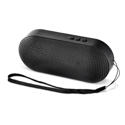 Icon Bluetooth Speaker Black