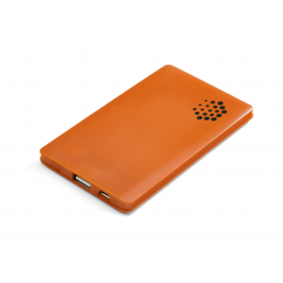 Maxi 4000mAh Slim Powerbank Orange
