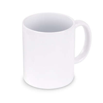 Oslo Coffee Mug Solid White