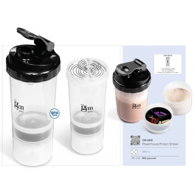Powerhouse Protein Shaker - 600Ml
