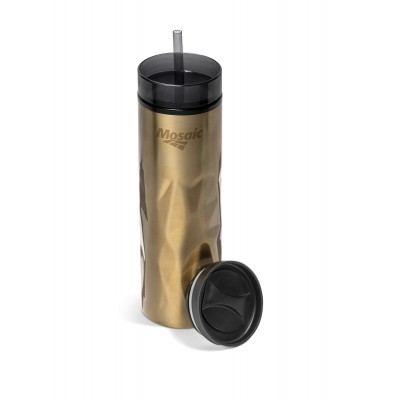 Fire & Ice 2-In-1 Tumbler - 1L Gold