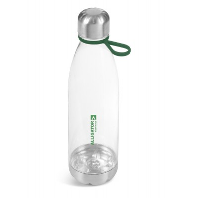Clearview Water Bottle - 750Ml Green