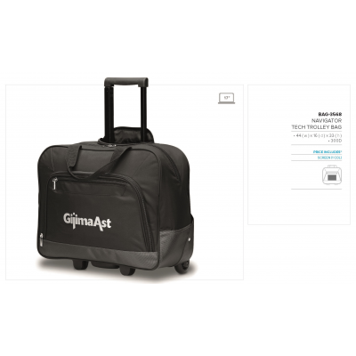 Navigator Laptop Trolley Bag