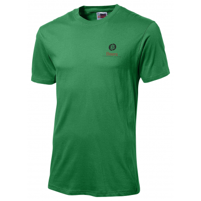 Us Basic Super Club 135 T-Shirt Bright Green Size 3XL