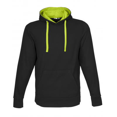 Us Basic Mens Solo Tracktop Lime Size Large