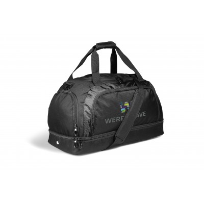 Houston Double-Decker Bag Black