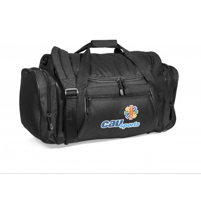 Bridgeport Sports Bag Black