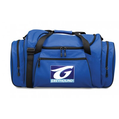 Bridgeport Sports Bag Blue