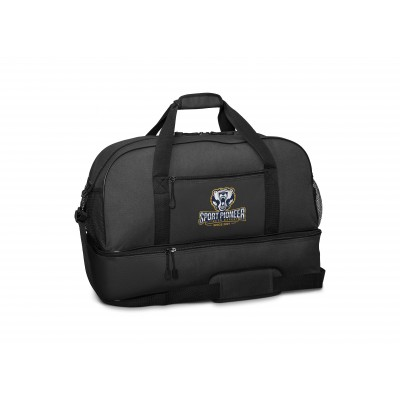 Maine Double-Decker Bag Black