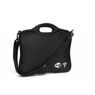 Supernova Laptop Sleeve Black