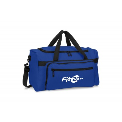 Tournament Sports Bag Blue