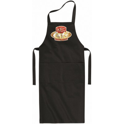 Us Basic Slater Apron Black
