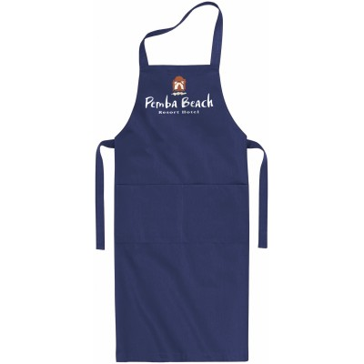 Us Basic Slater Apron Navy