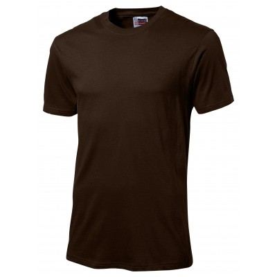 US Basic Super Club 135 T-Shirt Size 5XL Brown