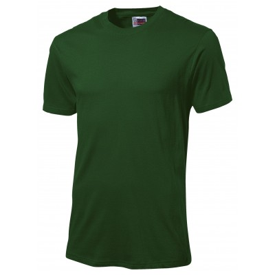Us Basic Super Club 135 T-Shirt Green Size Small