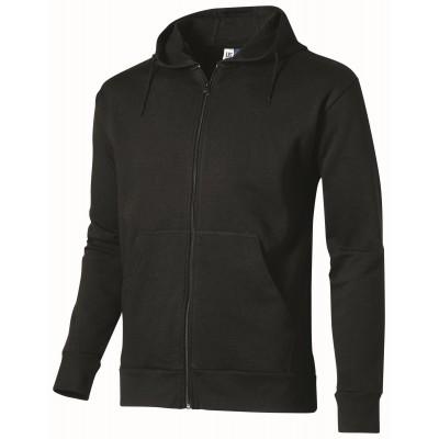 Us Basic Bravo Mens Hooded Sweater Black Size Medium