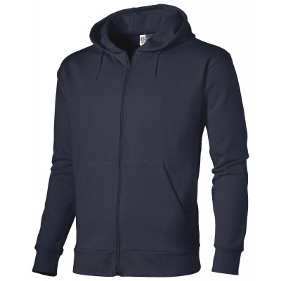 Us Basic Bravo Mens Hooded Sweater Navy Size 4XL