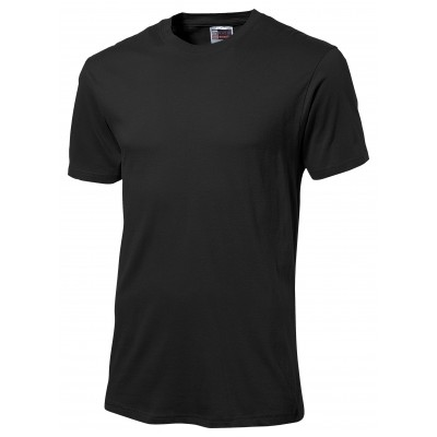 US Basic Super Club 180 T-Shirt Size Medium Black