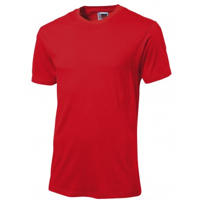 Us Basic Super Club 180 T-Shirt Red Size 5XL
