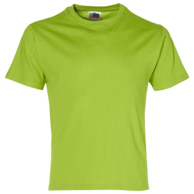 Us Basic Super Club 150 Kids T-Shirt Lime Size 164