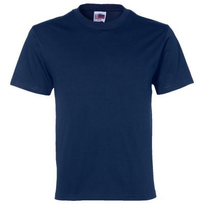 Us Basic Super Club 150 Kids T-Shirt Navy Size 140