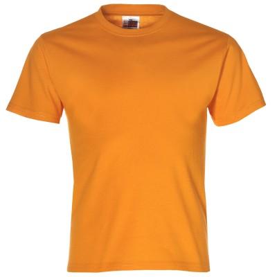 Us Basic Super Club 150 Kids T-Shirt Orange Size 152
