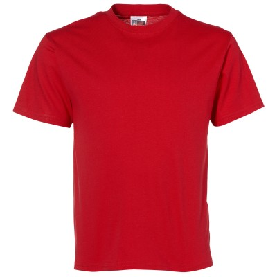 Us Basic Super Club 150 Kids T-Shirt Red Size 140