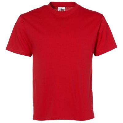 Us Basic Super Club 150 Kids T-Shirt Red Size 152