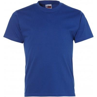 Us Basic Super Club 150 Kids T-Shirt Royal Blue Size 152