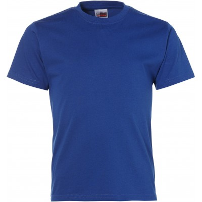 Us Basic Super Club 150 Kids T-Shirt Royal Blue Size 164