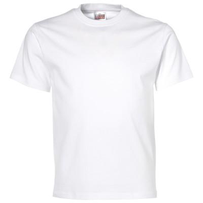 Us Basic Super Club 150 Kids T-Shirt White Size 104