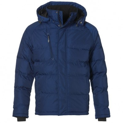 Elevate Balkan Mens Insulated Jacket Blue Size XL