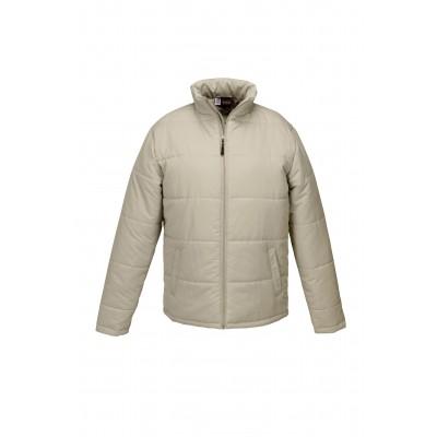 Us Basic Mens Rego Jacket Khaki Size 3XL