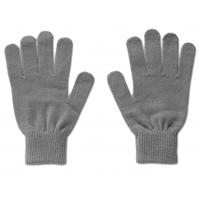 Us Basic Team Gloves Grey