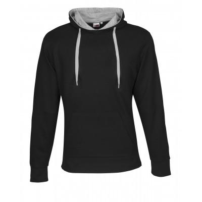 Us Basic Mens Solo Tracktop Grey Size XL
